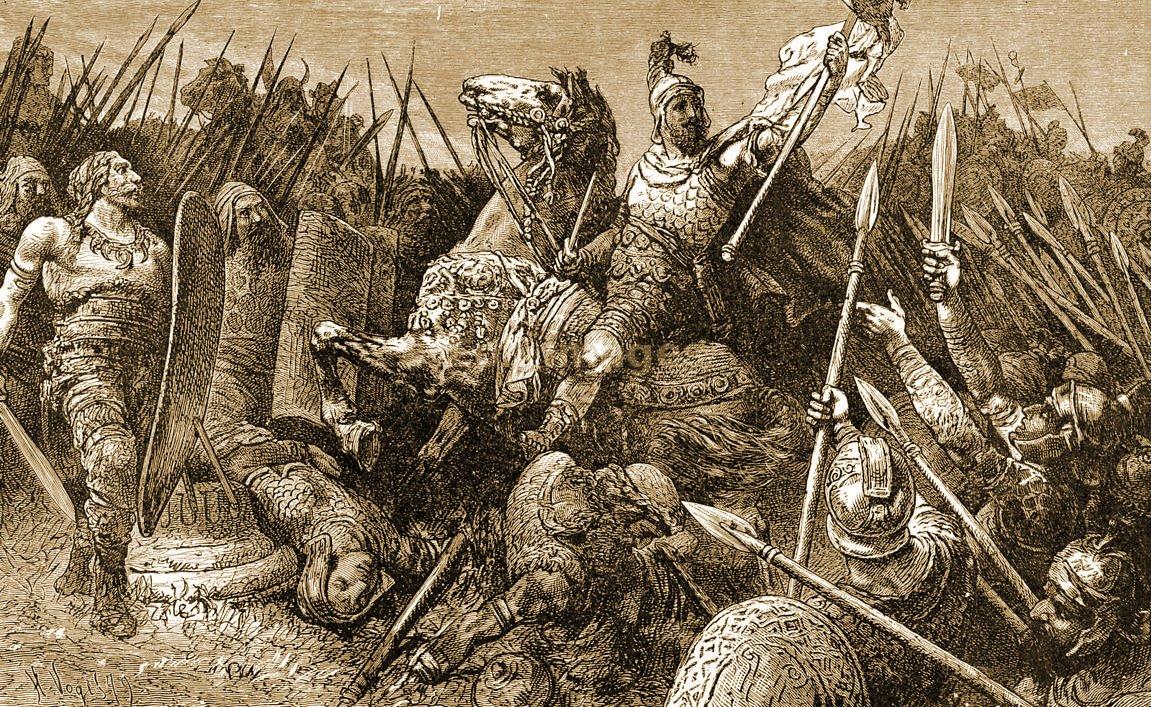 Belisarius v Římě