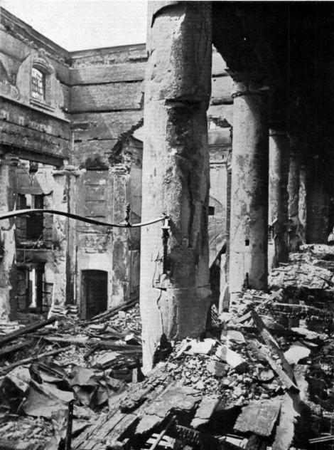 Great Synagogue destroyed