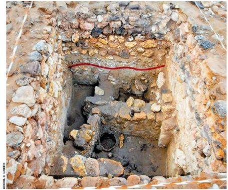 Excavations at Tall el-Hammam